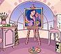 Speel het nieuwe girl spel: Kunstenaarshuis