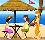 Play the new Girl Flash Game: Beach Cafe