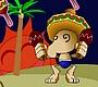 Speel het nieuwe girl spel: Samba Danser
