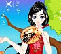 Play the new Girl Flash Game: Cheongsam Dress Up