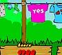 Speel het nieuwe girl spel: Waslijn Spel