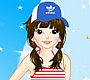 Play the new Girl Flash Game: Sporty Marlene Dress Up