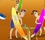 Speel het nieuwe girl spel: Saai Strand