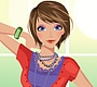 Play the new Girl Flash Game: Miss Sixty Dress Up