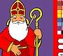 Speel het nieuwe girl spel: Sinterklaas Kleurboek