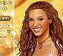 Speel het nieuwe girl spel: Beyonce Make Over