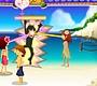 Speel het nieuwe girl spel: Flirten op het Strand