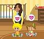 Speel het nieuwe girl spel: Super Babysitter