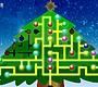 Speel het nieuwe girl spel: Kerstlampjes