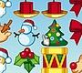 Speel het nieuwe girl spel: Kerstmis Memory