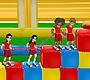 Speel het nieuwe girl spel: Team Sport