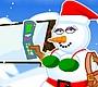 Speel het nieuwe girl spel: Maak Sneeuwpop