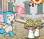 Speel het nieuwe girl spel: Pachis Ruckus