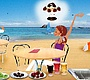 Play the new Girl Flash Game: Beach Ice Cream