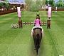 Speel het nieuwe girl spel: Horse Eventing 1