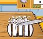 Speel het nieuwe girl spel: Kook Show - Broodrol