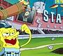 Speel het nieuwe girl spel: Spongebob Honkbal