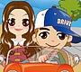 Speel het nieuwe girl spel: Kim's Kapsel