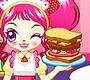 Speel het nieuwe girl spel: Sue Sandwich Maker