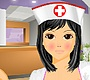 Play the new Girl Flash Game: Hospital Right Dress