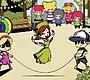 Speel het nieuwe girl spel: Jump In