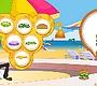 Speel het nieuwe girl spel: Groente Burger