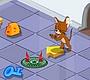 Speel het nieuwe girl spel: Tom & Jerry Nacht Snack