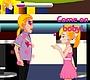 Speel het nieuwe girl spel: Flirt Koninging