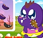 Play the new Girl Flash Game: Baby Dinosaur Dress Up