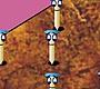 Speel het nieuwe girl spel: Pinnen puzzel
