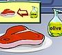 Speel het nieuwe girl spel: Kook Show - Steak