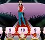 Play the new Girl Flash Game: Nadia Catwalk Show