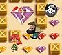 Speel het nieuwe girl spel: Diamanten Verzamelen