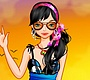 Play the new Girl Flash Game: Sunset Dress Up