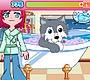 Speel het nieuwe girl spel: Puppy Center