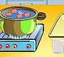 Speel het nieuwe girl spel: Kook Show - Russische Salade
