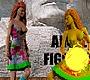 Speel het nieuwe girl spel: Angel Fighters