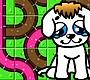 Speel het nieuwe girl spel: Puppy Maze
