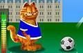 Graj w nową grę: Garfield Soccer