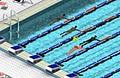 Spiel: Schwimmen Treffen