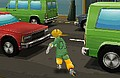 Spiel: Rollerblader