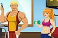 Spiel: Muscular Rush