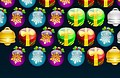 Play Bubble Hit - Christmas