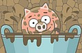 New Game: Piggy In The Puddle