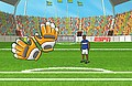 Speel FIFA World Cup - Penalty