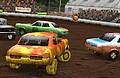 Speel het nieuwe spelletje: Crash Car Combat