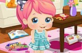 New Game: Baby Alice Fun Cleaning