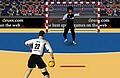 Joue �: Handball