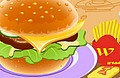 New Game: Cooking Perfect Burger