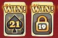 Jugar un nuevo juego: Vegas BlackJack